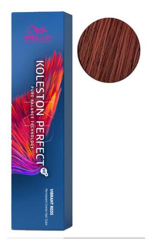 Фото - Стойкая крем-краска для волос Koleston Perfect Color Vibrant Reds 60мл: 5/43 Красное дерево стойкая крем краска для волос koleston perfect color vibrant reds 60мл 77 46 пурпурная муза