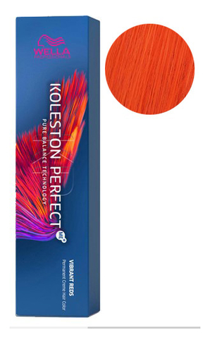 Фото - Стойкая крем-краска для волос Koleston Perfect Color Vibrant Reds 60мл: 99/44 Карамельный десерт стойкая крем краска для волос koleston perfect color vibrant reds 60мл 77 46 пурпурная муза