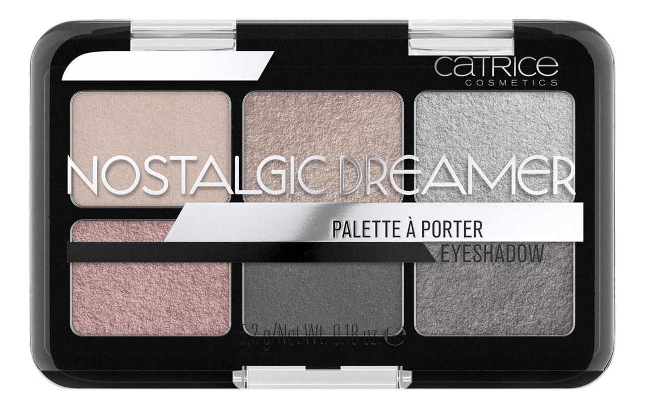 Палетка теней для век Palette A Porter Eyeshadow 5,2г: 040 Nostalgic Dreamer