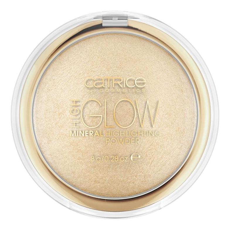 Хайлайтер для лица High Glow Mineral Highlighting Powder 8г: 020 Gold Dust недорого