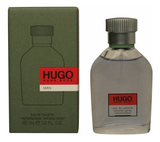 Hugo Boss Hugo: туалетная вода 40мл
