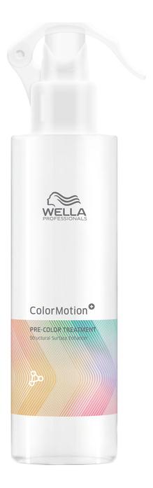 Купить Праймер-спрей для волос перед окрашиванием Color Motion+ Pre-Color Treatment 185мл, Wella