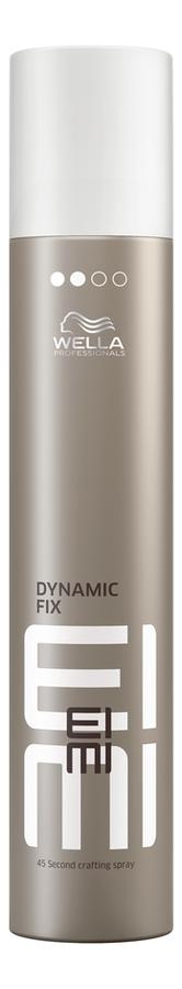 Фото - Спрей для фиксации волос Eimi Dynamic Fix: Спрей 500мл спрей для волос восстанавливающий mugens zen care ss treatment 500мл