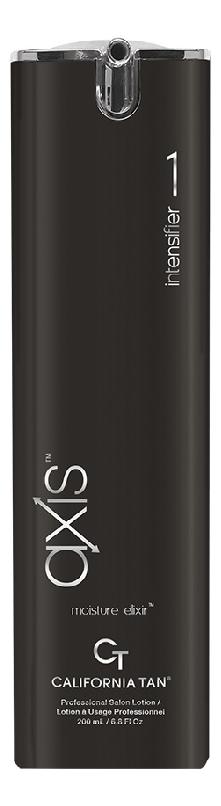 Лосьон для загара в солярии Axis 1 Intensifier: Лосьон 200мл