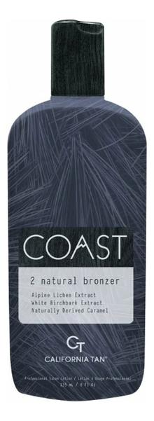 Лосьон для загара в солярии Coast 2 Natural Bronzer: Лосьон 235мл