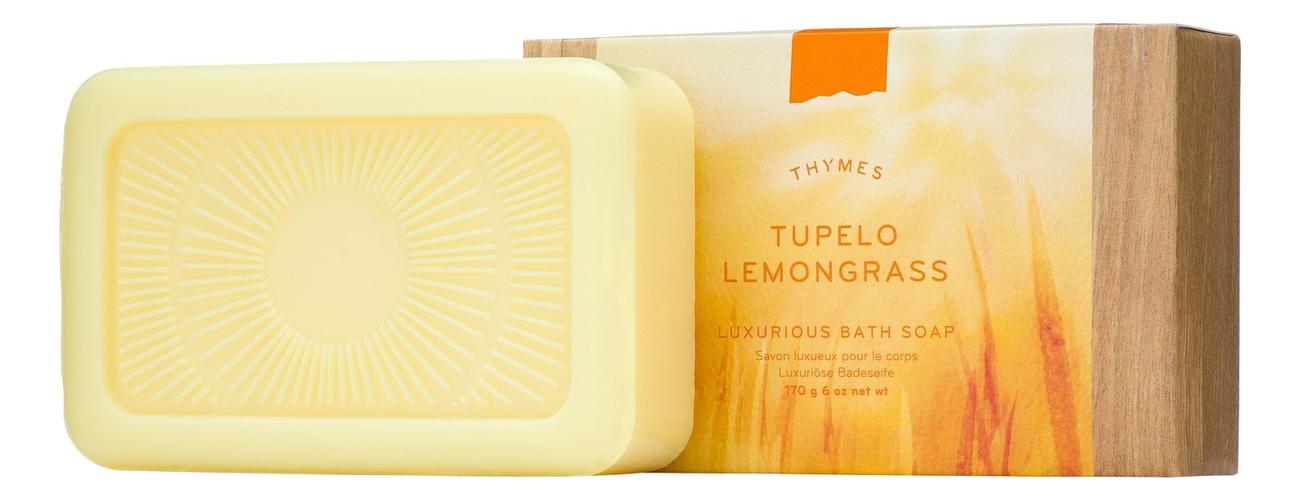 Мыло Tupelo Lemongrass Luxurious Bath Soap 170г