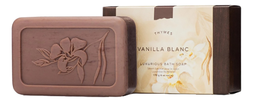 Мыло Vanilla Blanc Luxurious Bath Soap 170г