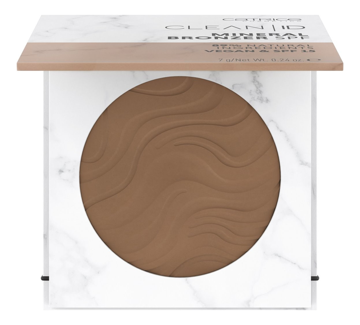 Бронзер для лица Clean ID Mineral Bronzer SPF15 7г: 020 Medium - Dark недорого