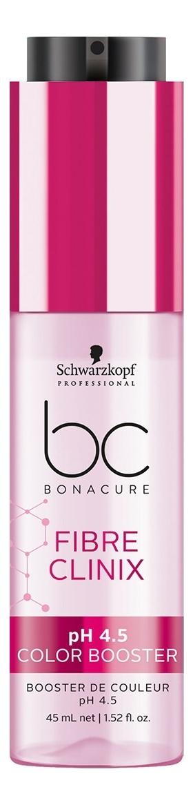 Бустер для окрашенных волос BC Fibre Clinix pH 4.5 Color Booster 45мл