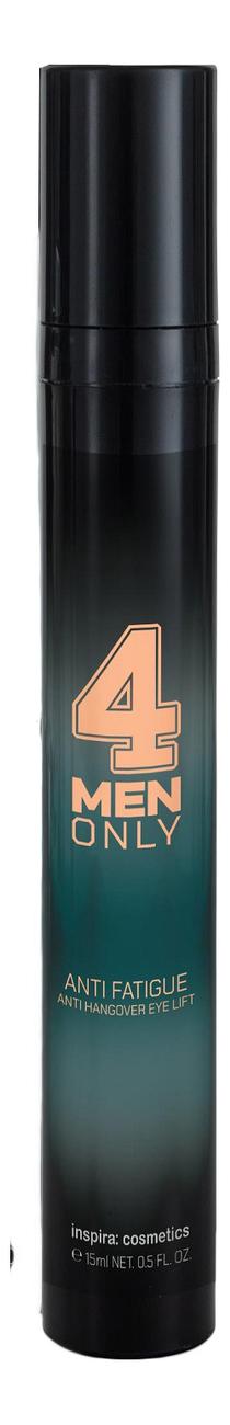 Лифтинг-сыворотка от отеков и темных кругов под глазами 4 Men Only Anti Fatigue Anti Hangover Eye Lift 15мл средства от отеков под глазами быстро