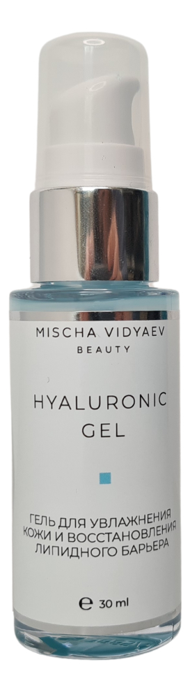 Купить Гиалуроновый гель для лица Lucky Skin Hyaluronic Gel 30мл, MISCHA VIDYAEV