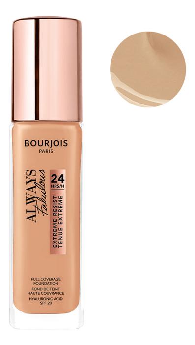Тональный крем для лица Always Fabulous Full Coverage Foundation 30мл: 200 Rose Vanilla