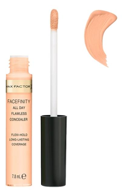 Фото - Консилер для лица Facefinity All Day Flawless Concealer 7,8мл: No 030 тональный крем для лица max factor facefinity all day flawless 3 in 1 30 мл