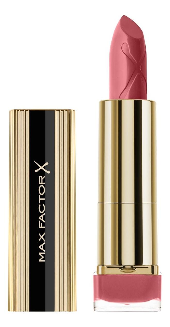 Губная помада Colour Elixir Lipstick 4г: 020 Burnt Caramel губная помада colour elixir lipstick 4г 100 firefly