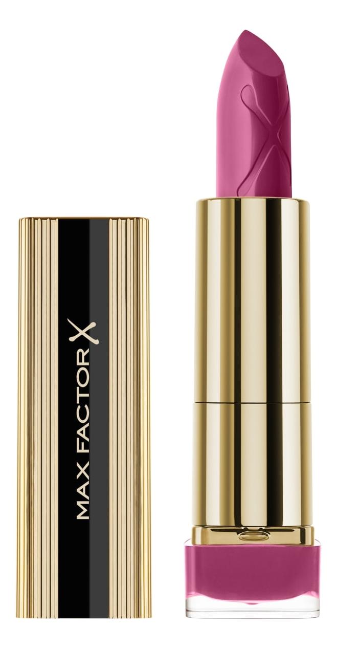 Губная помада Colour Elixir Lipstick 4г: 120 Midnight Mauve губная помада colour elixir lipstick 4г 100 firefly