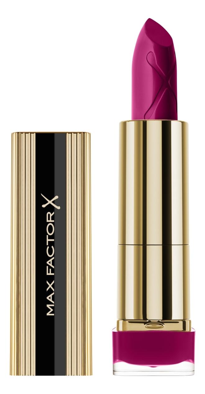 Губная помада Colour Elixir Lipstick 4г: 135 Pure Plum губная помада colour elixir lipstick 4г 100 firefly
