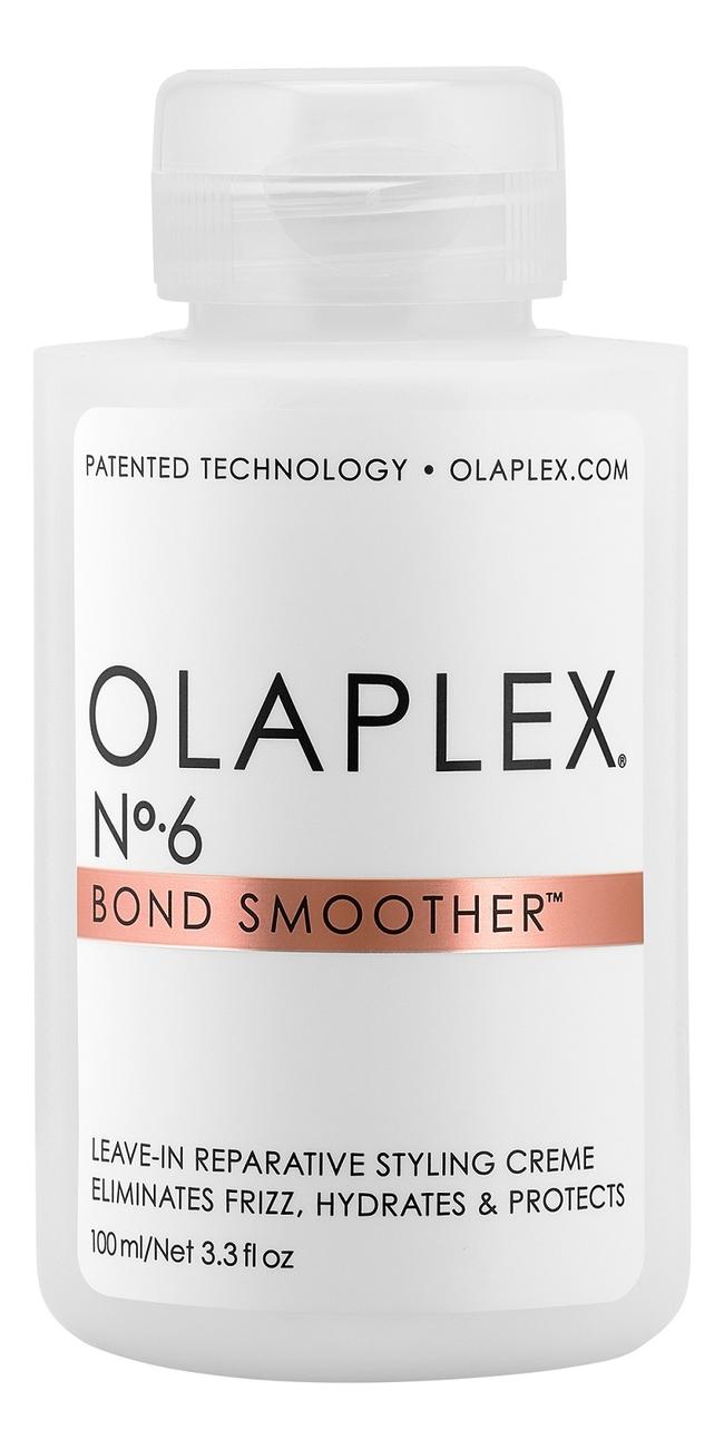 Несмываемый крем Система защиты волос No.6 Bond Smoother 100мл