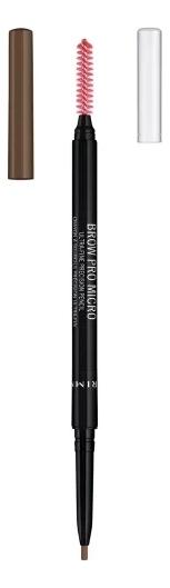 Купить Карандаш для бровей Brow Pro Micro Ultra-Fine Precision Pencil 0, 09г: No 02, Rimmel