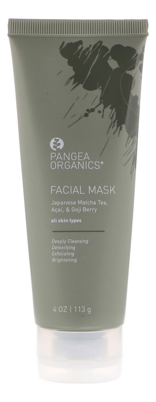 Маска для лица Facial Mask Japanese Matcha Tea, Acai, Goji Berry 113г