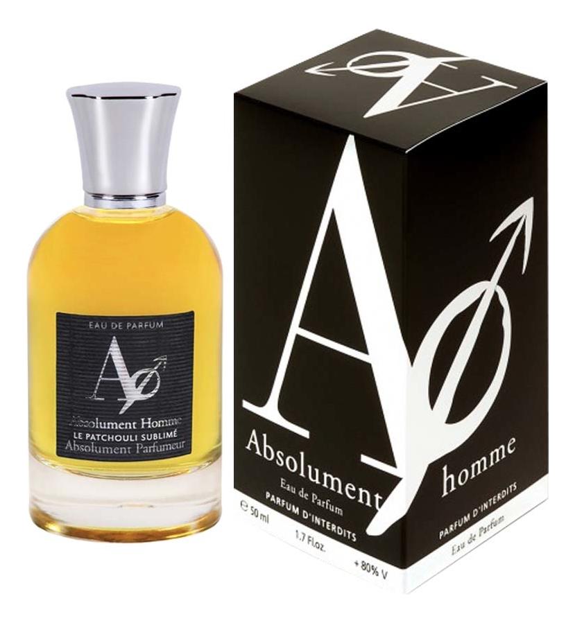 цена на Absolument Homme: парфюмерная вода 50мл