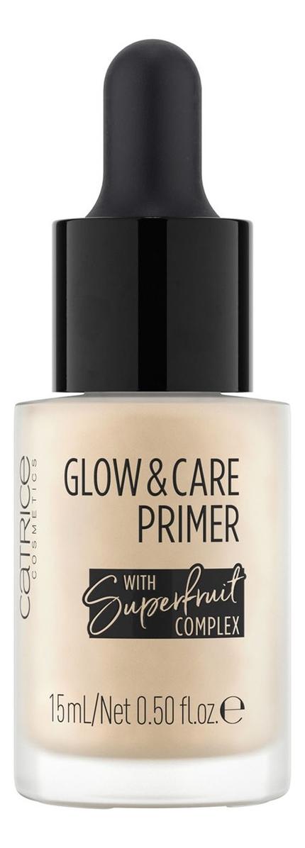 Увлажняющий праймер для лица Glow & Care Primer No010 Skin Power 15мл