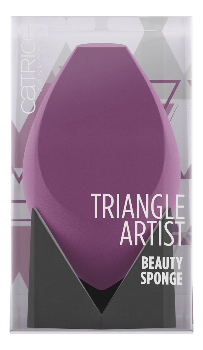 Спонж косметический Triangle Artist Beauty Sponge No010 Flawless цена 2017