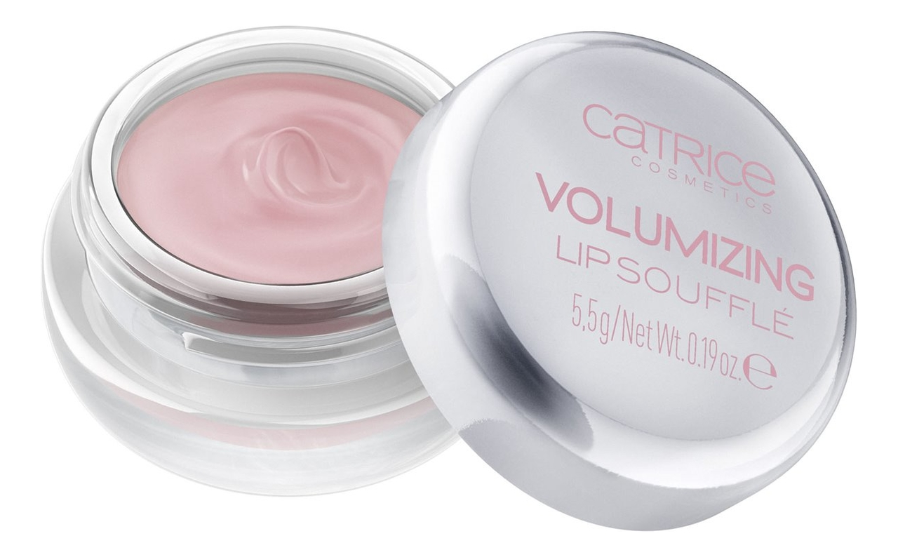 Бальзам-суфле для губ Volumizing Lip Souffle 5,5г: 010 Frozen Rose catrice контур для губ lip glow lip pencil тон 010 прозрачный