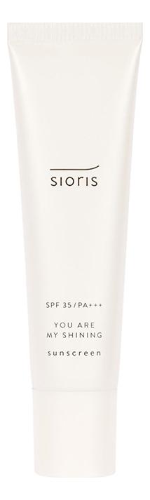 Солнцезащитный крем для лица You Are My Shining Sunscreen SPF35 PA+++ 30мл