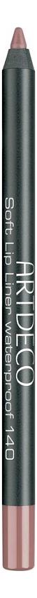 карандаш для губ водостойкий soft lip liner waterproof 1 2г 108 fireball Карандаш для губ водостойкий Soft Lip Liner Waterproof 1,2г: 140 Anise