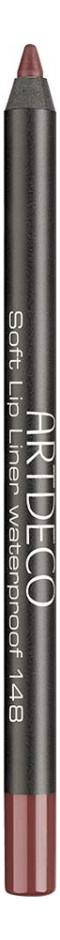 Карандаш для губ водостойкий Soft Lip Liner Waterproof 1,2г: 148 Just Coffee недорого