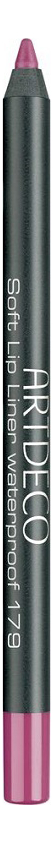 карандаш для губ водостойкий soft lip liner waterproof 1 2г 108 fireball Карандаш для губ водостойкий Soft Lip Liner Waterproof 1,2г: 179 Very Berry