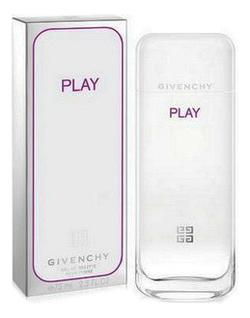 Купить Play Pour Femme Eau de Toilette: туалетная вода 75мл, Givenchy