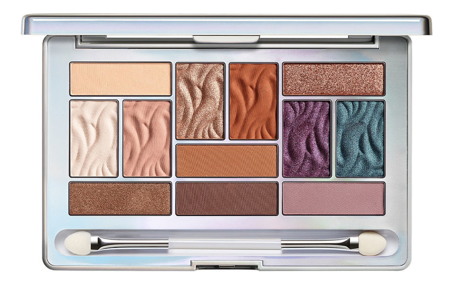 Фото - Палетка теней для век Butter Eyeshadow Palette 15,6г: Tropical Days палетка теней для век 32 eyeshadow palette 20г flawless