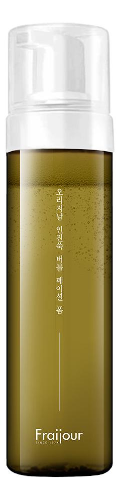 Пенка для умывания Fraijour Original Artemisia Bubble Facial Foam 200мл anna banti artemisia