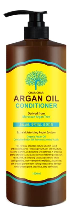Кондиционер для волос с аргановым маслом Char Char Argan Oil Conditioner: Кондиционер 1500мл