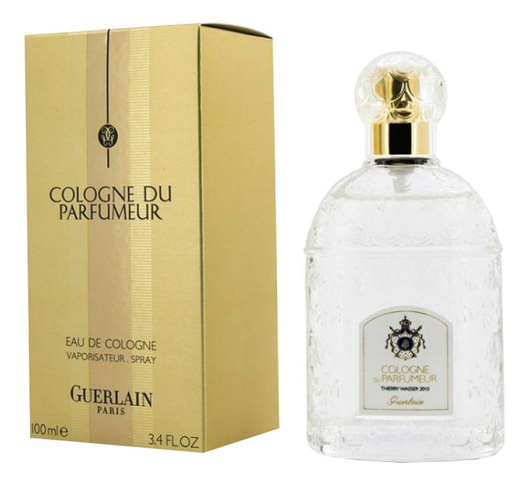 Купить Cologne Du Parfumeur: одеколон 100мл, Guerlain