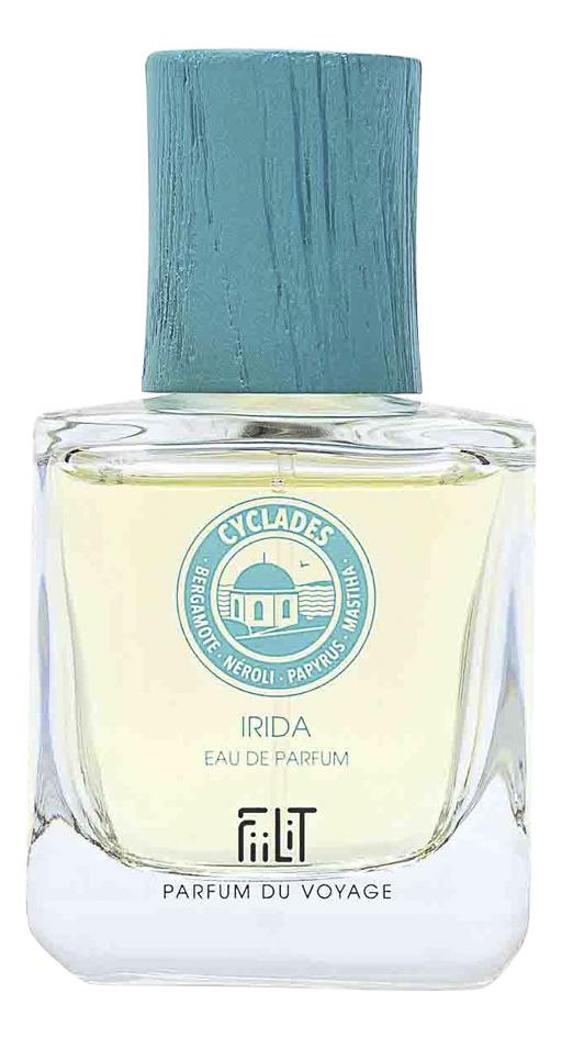Irida Cyclades: парфюмерная вода 11мл (деревянный флакон) top secret парфюмерная вода 11мл