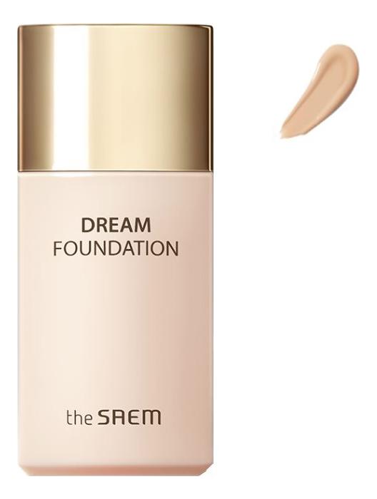 Тональная основа для лица Dream Foundation 35мл: Neutral 21 smashbox studio skin fullcoverage foundation тональная основа 0 3 fair neutral