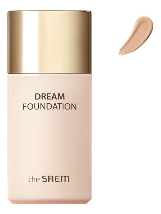 Тональная основа для лица Dream Foundation 35мл: Neutral 23 smashbox studio skin fullcoverage foundation тональная основа 0 3 fair neutral