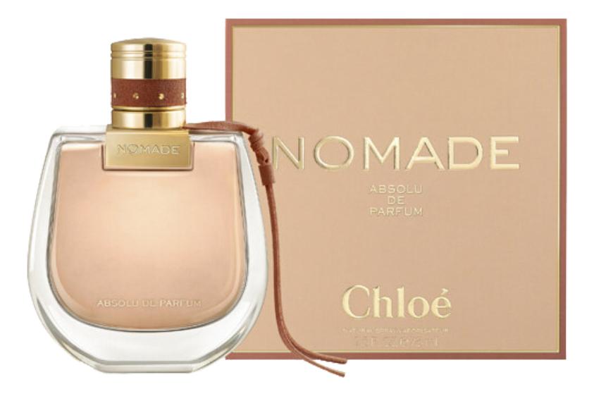 Chloe Nomade Absolu De Parfum: парфюмерная вода 50мл парфюмерная вода chloe absolu de parfum 50 мл