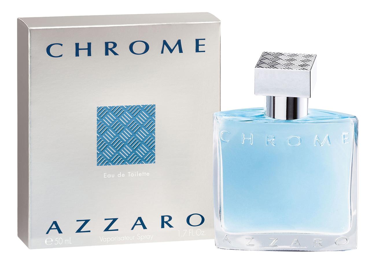 Купить Chrome: туалетная вода 50мл, Azzaro