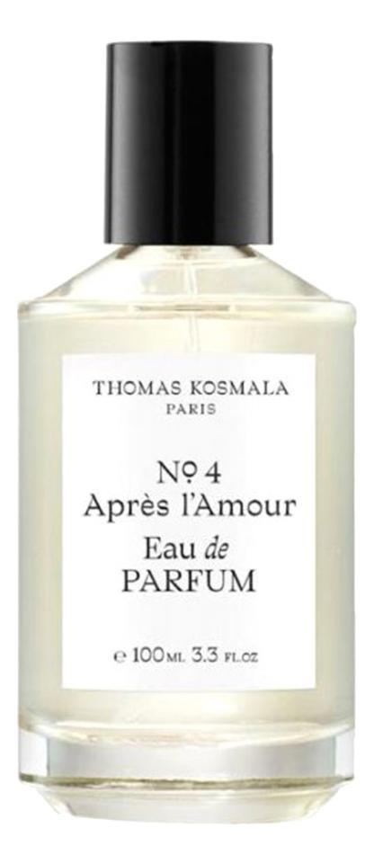 Купить No 4 Apres L'Amour: парфюмерная вода 2мл, Thomas Kosmala