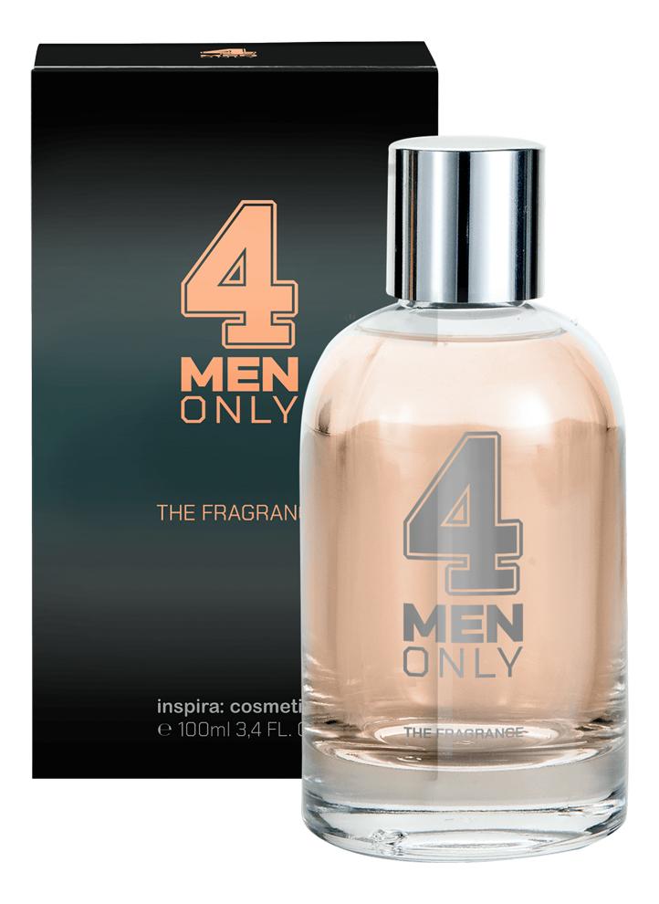 Inspira: Сosmetics The Fragrance 4 Men Only: туалетная вода 100мл
