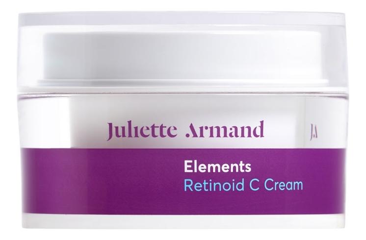 Купить Крем для лица с ретиноевой кислотой Elements Retinoid C Cream 50мл, Juliette Armand
