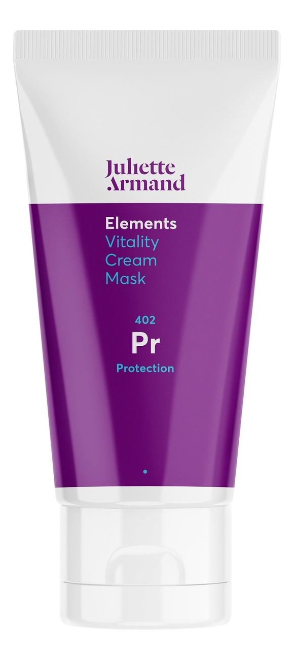 Купить Оживляющая крем-маска для лица Elements Vitality Cream Mask 50мл, Juliette Armand