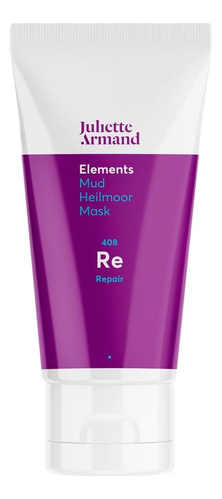 Купить Омолаживающая маска для лица с австрийской грязью Elements Mud Heilmoor Mask 50мл, Juliette Armand
