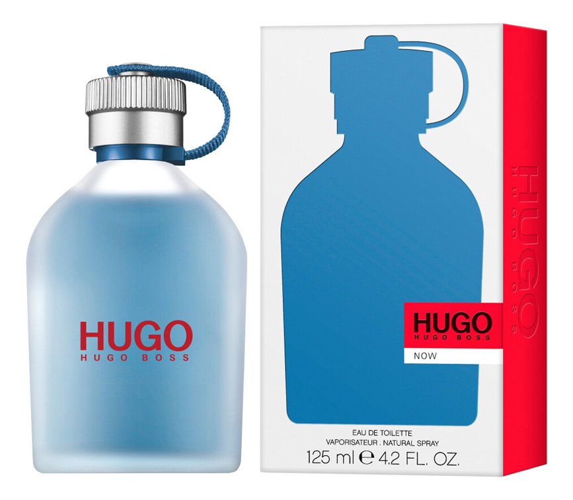 цена Hugo Boss Hugo Now: туалетная вода 125мл онлайн в 2017 году