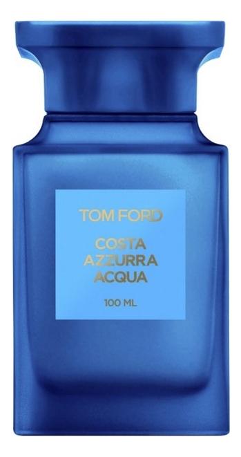 mustang sport ford туалетная вода 100мл тестер Tom Ford Costa Azzurra Acqua: туалетная вода 100мл тестер