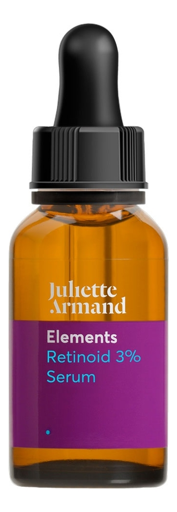 Купить Сыворотка для лица Elements Retinoid 3% Serum 20мл, Juliette Armand