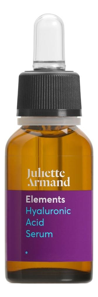 Купить Сыворотка для лица с гиалуроновой кислотой Elements Hyaluronic Acid Serum 20мл, Juliette Armand
